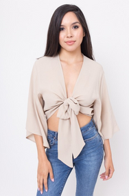 Nude Laguna Top - House of W