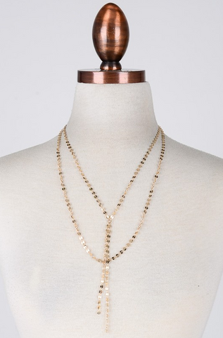 Ibiza Necklace - Gold