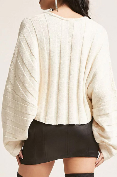Controlla Sweater - Ivory - House of W