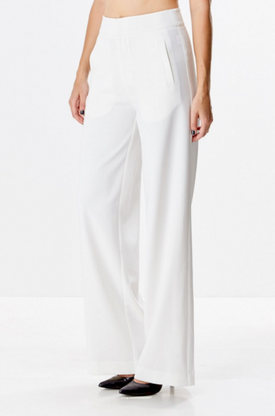 Uptown Pants - White - House of W