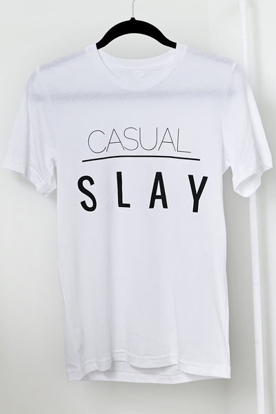 Casual Slay Tee - House of W