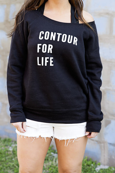 Contour for Life Sweatshirt - House of W