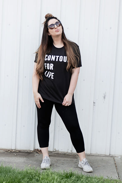 Contour for Life Tee - House of W