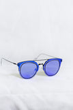 Fame Blue Sunglasses - House of W