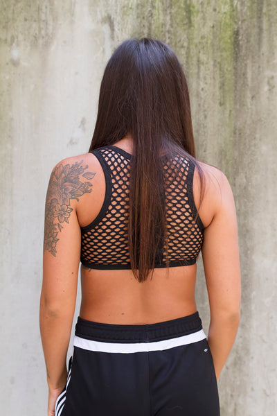 Mesh Sports Bra - House of W