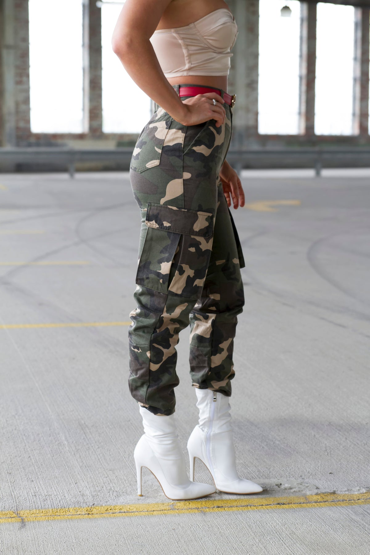 Command Camo Pants - House of W