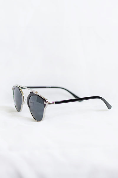 Icon Black Sunglasses - House of W