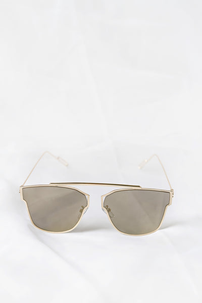 Lux Gold Sunglasses - House of W