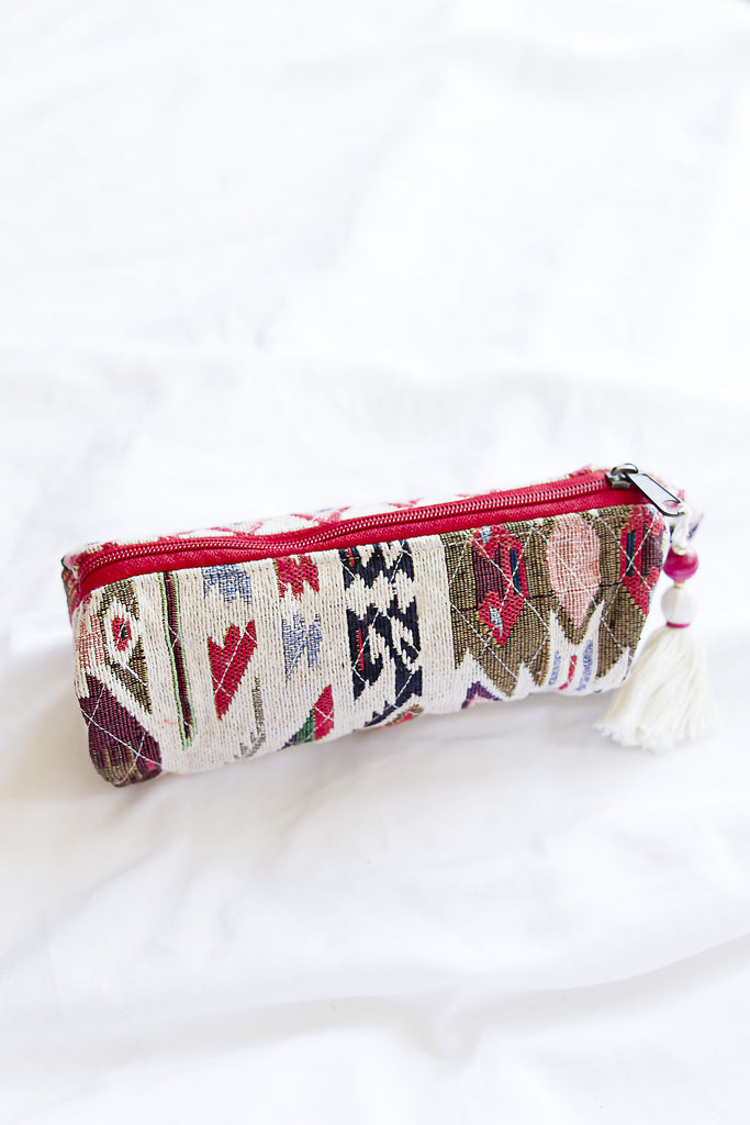 Mexi Makeup Bag - House of W