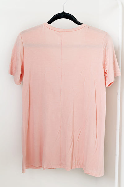 Peach Please Tee - House of W