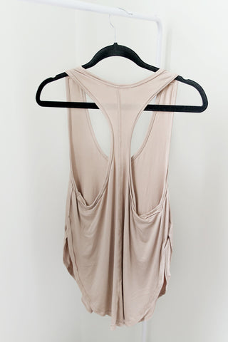 Taupe That Long Tank - House of W