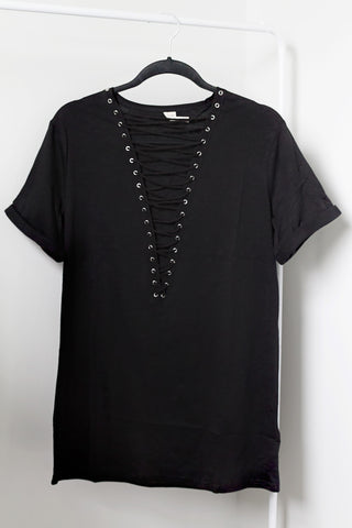 Tie Me Up Tee - House of W - 1