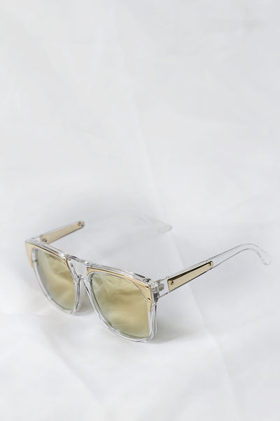 VIP Gold Sunglasses - House of W