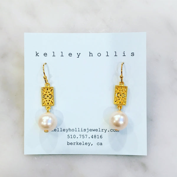 Gold and Pearl