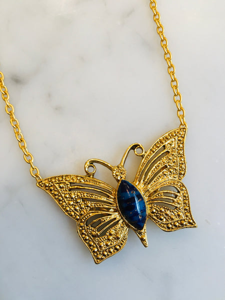 Lapis butterfly