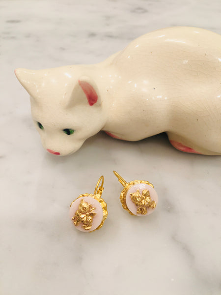 Kittens, 22ct Gold