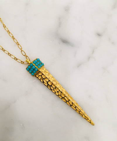 Turquoise Spike