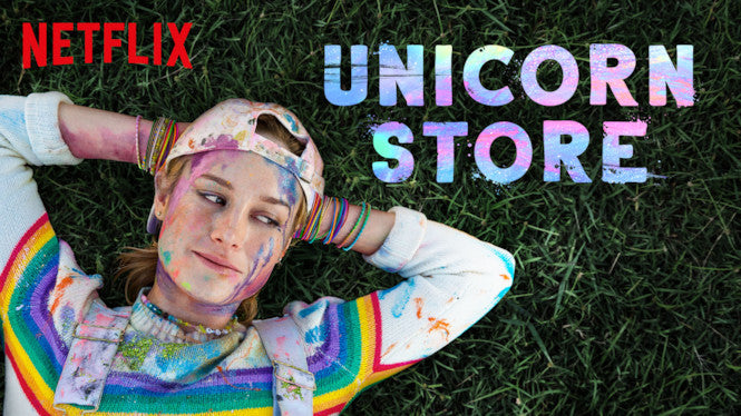 Film Review: Unicorn Store (2017) - USA