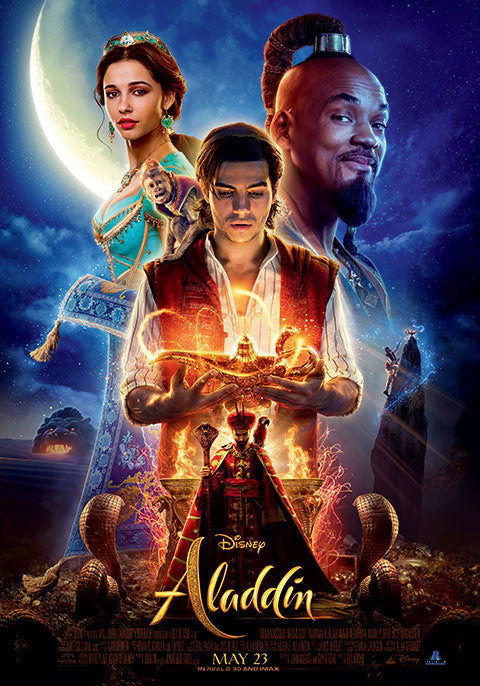 Film Review: Aladdin (2019) - USA