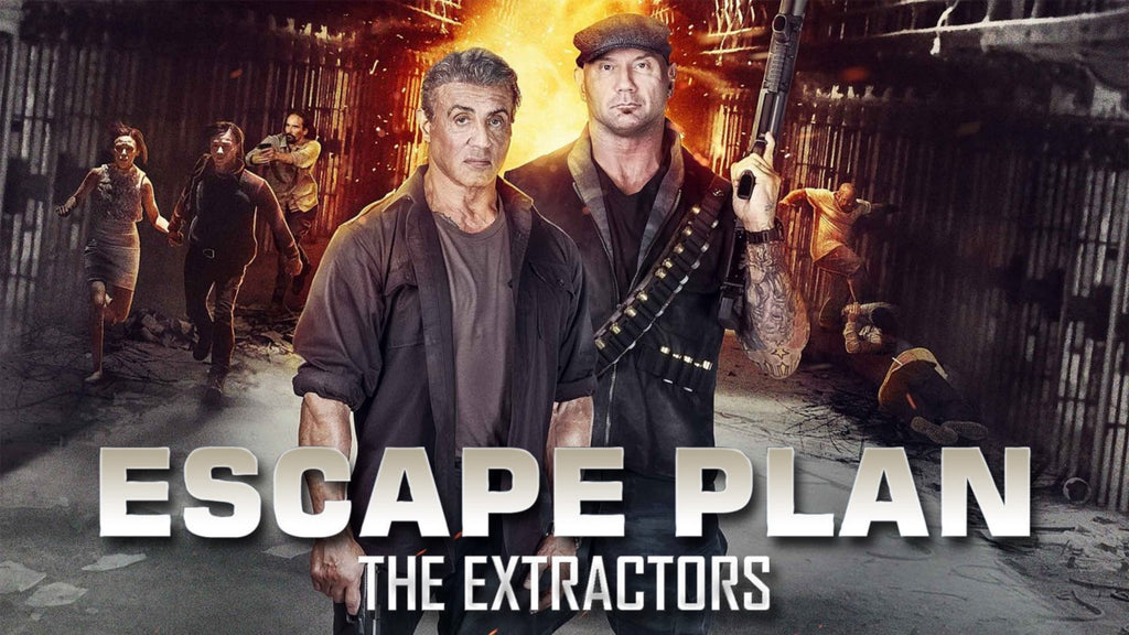 Film Review: Escape Plan 3: The Extractors (2019) - USA