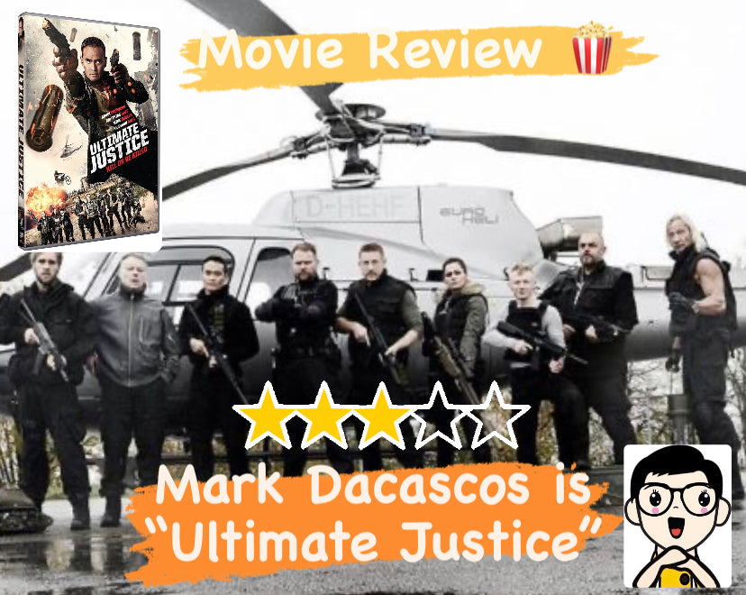 Film Review: Ultimate Justice (2017) - USA