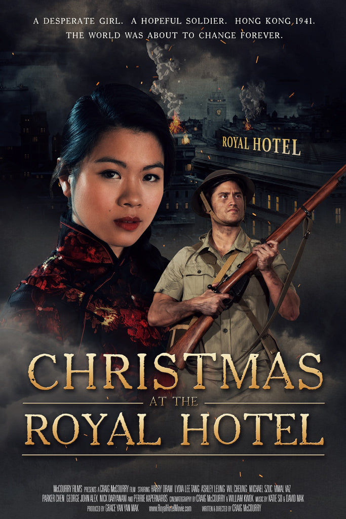 Film Review: Christmas at the Royal Hotel (2018) - Hong Kong