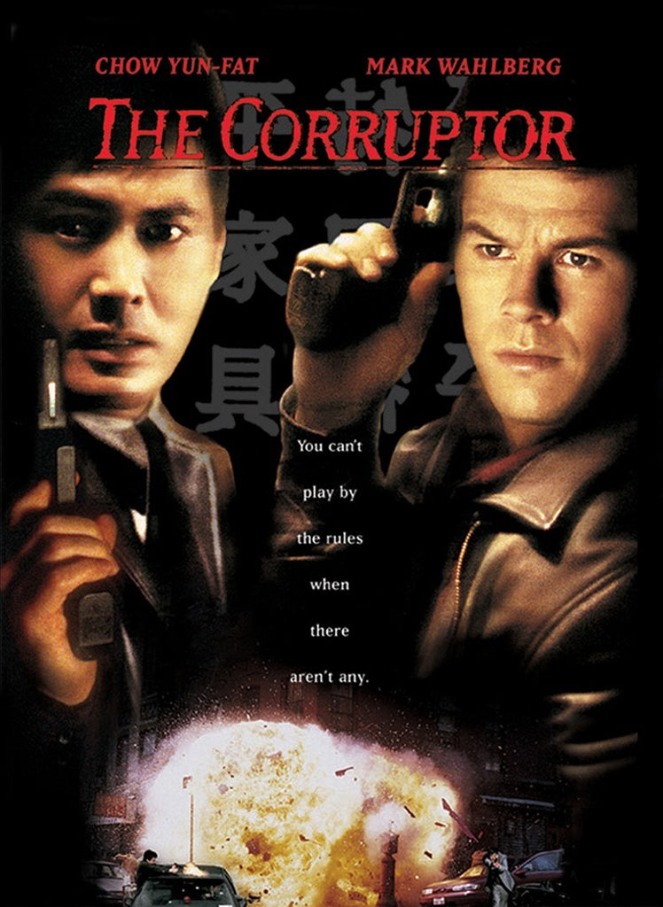 Film Review: The Corruptor (1999) - USA