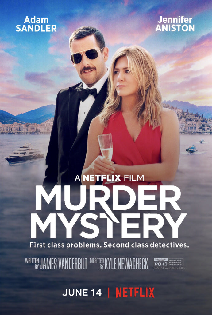 Film Review: Murder Mystery (2019) - USA
