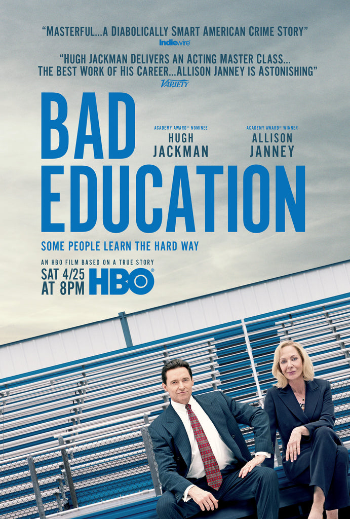 Film Review: Bad Education (2020) - USA