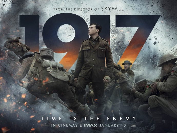 Film Review: 1917 (2019) - UK / USA