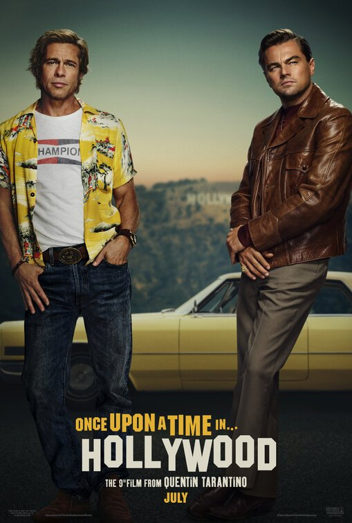 Film Review: Once Upon a Time in Hollywood (2019) - USA