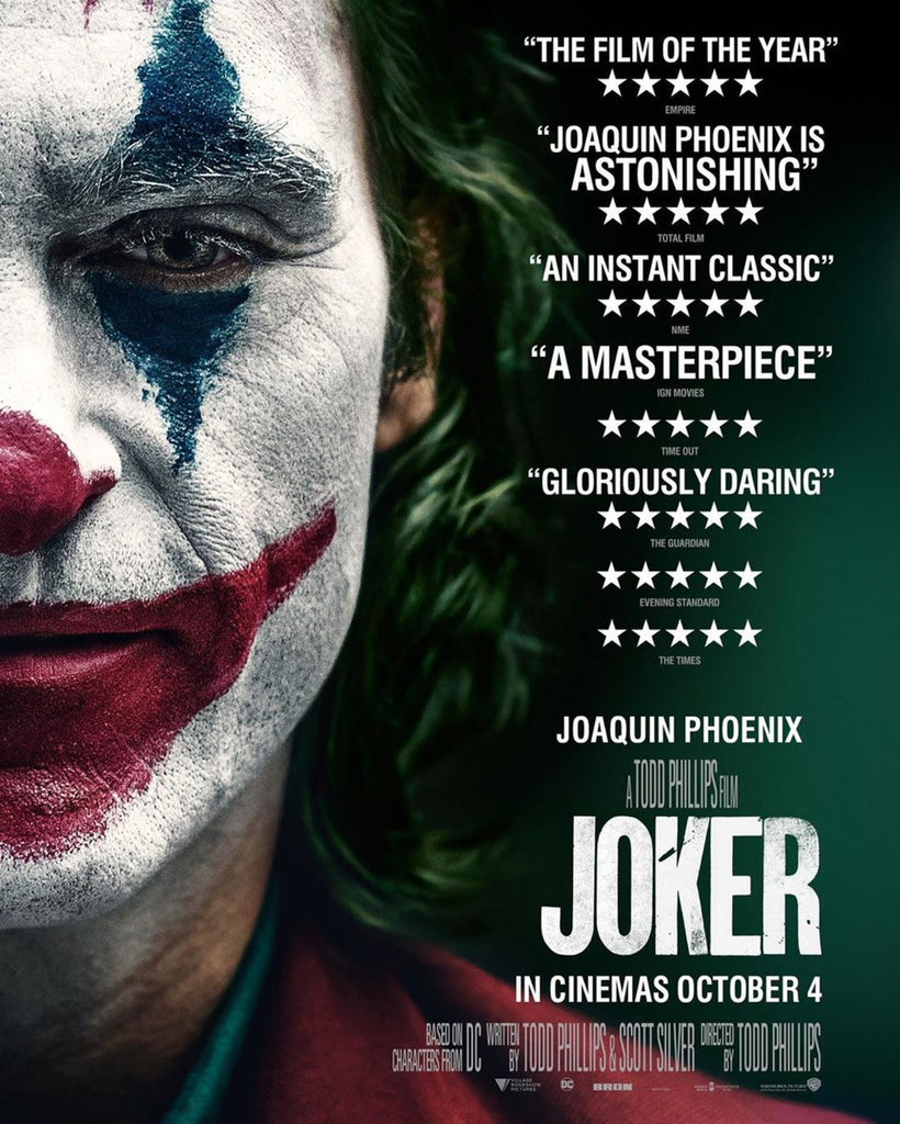 Film Review: Joker (2019) - USA
