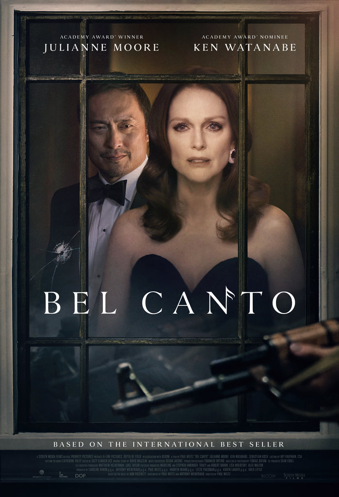 Film Review: Bel Canto (2018) - USA