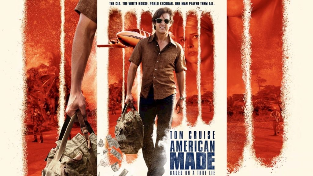 Film Review: American Made (2017) - USA