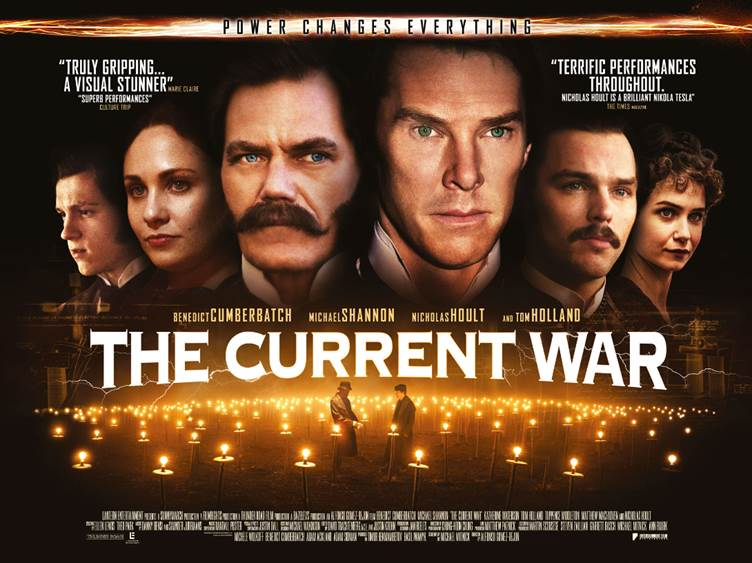 Film Review: The Current War (2017) - USA