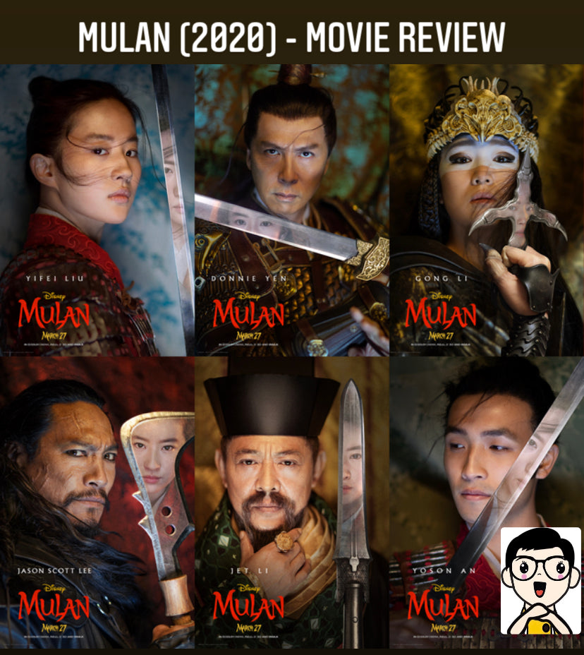 Film Review: Mulan (花木蘭) (2020) - USA