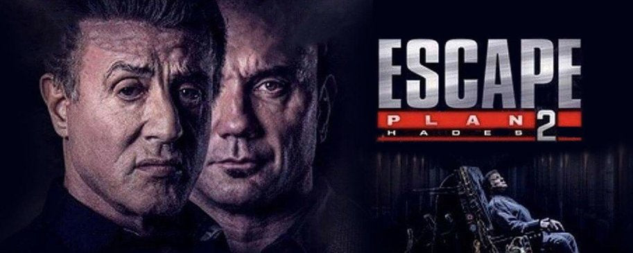 Film Review: Escape Plan 2: Hades (2018) - US / China