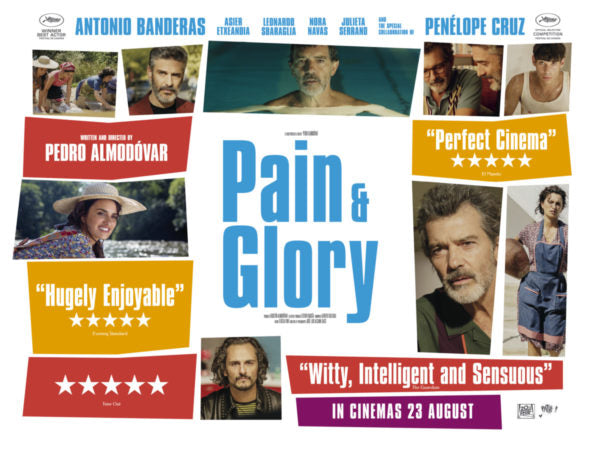 Film Review: Pain and Glory (2019) - Spain