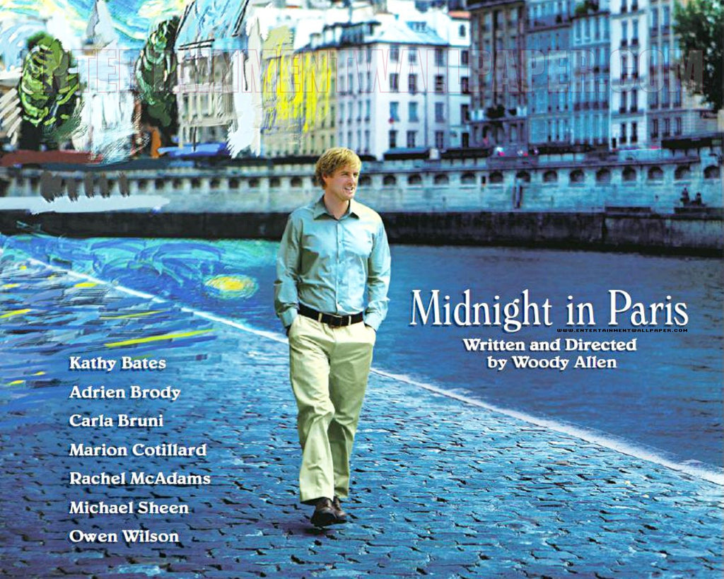 Film Review: Midnight in Paris (2011) - USA / Spain