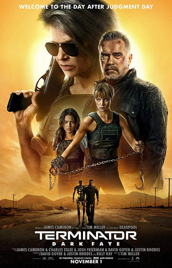 Film Review: Terminator: Dark Fate (2019) - USA
