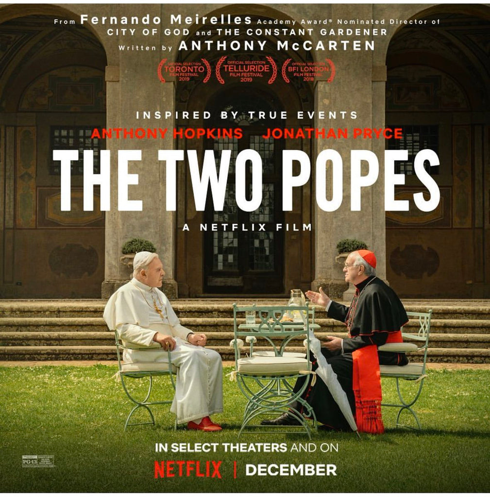 Film Review: The Two Popes (2019) - USA
