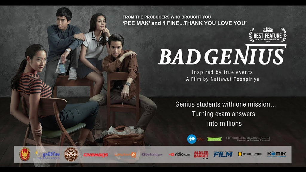 Film Review: Bad Genius (2017) - Thailand