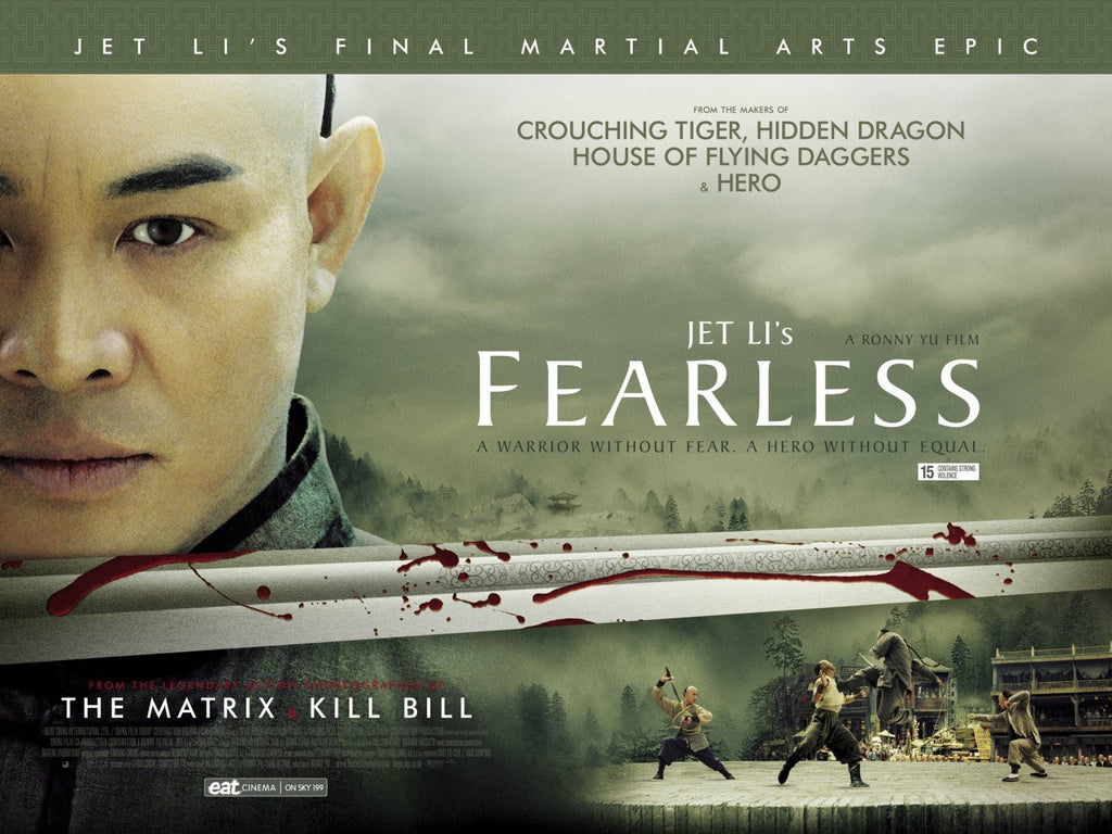 Film Review: Fearless (2006) - Hong Kong / China