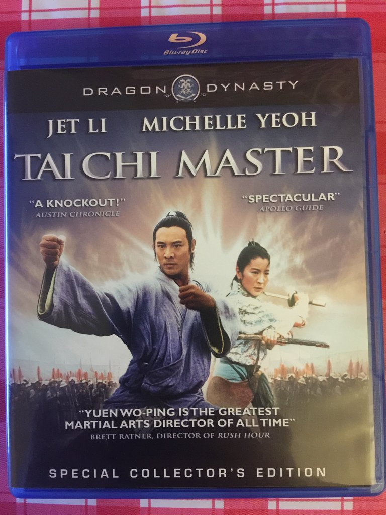 Film Review: Tai Chi Master (1993) - Hong Kong