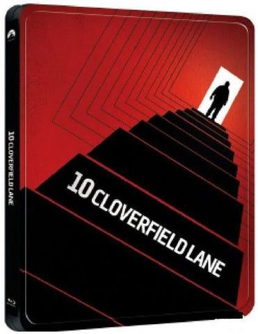 10 Cloverfield Lane 末世街10號 (2016) (Blu Ray) (Steelbook) (English Subtitled) (Hong Kong Version)