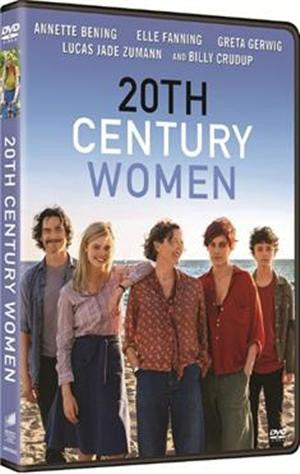 20th Century Women 二十世紀女人 (2016) (DVD) (English Subtitled) (Hong Kong Version)