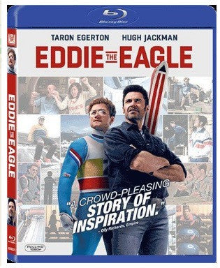 Eddie the Eagle 我要做鷹雄 (2016) (Blu Ray) (English Subtitled) (Hong Kong Version) - Neo Film Shop - 1
