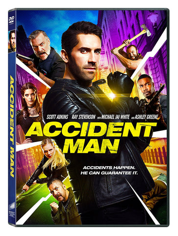 Accident Man (2018) (DVD) (English Subtitled) (US Version) - Neo Film Shop