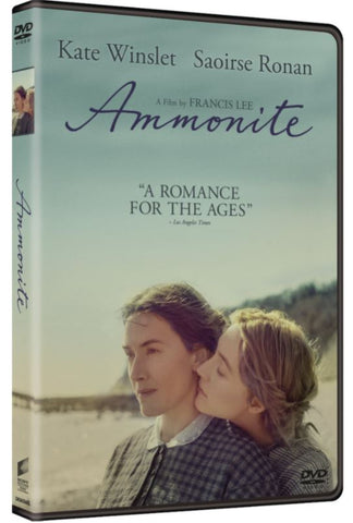 Ammonite 默愛 (2020) (DVD) (English Subtitled) (Hong Kong Version)