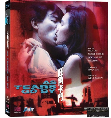 As Tears Go By 旺角卡門 (1988) (Blu Ray) (English Subtitled) (Hong Kong Version) - Neo Film Shop